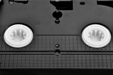 Blank Vhs Analog Video Cassett...