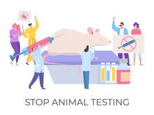 Stop Animal Testing, Demonstra...