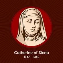 Catherine Of Siena (1347-1380)...