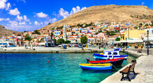 Greece Travel. Dodecanese Smal...
