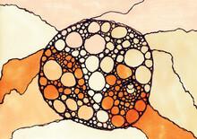 Multicolored Geometric Abstrac...