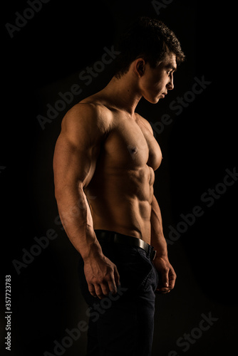 Photo Fitness model