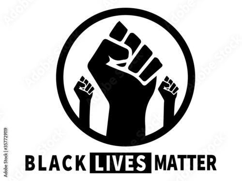 Fotografia, Obraz Black Lives Matter