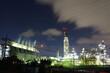 工場夜景 昭和四日市石油 Plant's Night view Yokkaichi