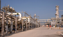 Petrochemical Industrial Installation
