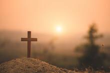 Crucifixion Of Jesus Christ. C...