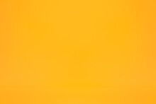 Smooth Simple Yellow Abstract Gradient Background