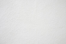White Concrete Wall Texture Ba...