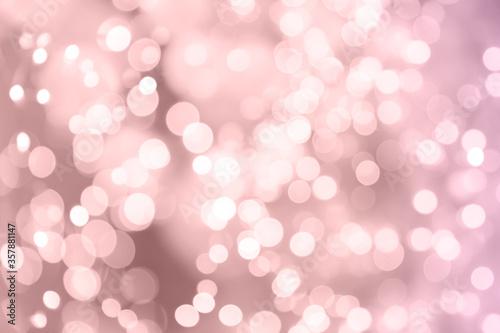 Obrazy różowe  blurred-view-of-pink-lights-bokeh-effect