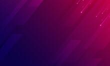 Abstract Blue Purple Backgroun...