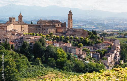 Tela Morrovalle, Macerata, Marche