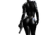 Sexy Female Assassin