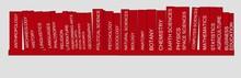 Illustration Of Red Books Of V...