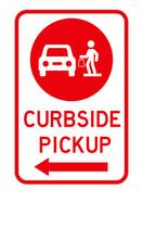 Curbside Pickup Illustrated Ve...