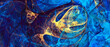 Leinwandbild Motiv Artistic bright texture. Abstract color background. Modern paint pattern. Fractal artwork for creative graphic design