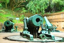 Battery Way Mortar Cannon Disp...