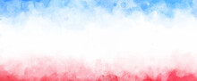 July 4th Background, Red White...