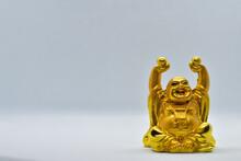 Happiness Of Laughing Buddha