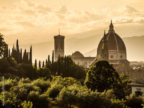 Italia,Toscana, Firenze Canvas Print