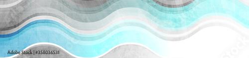 Tapety Minimalistyczne  szary-niebieski-geometryczne-faliste-paski-streszczenie-tech-nieczysty-projekt-transparentu-tlo-wektor