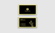 Business Cards And Modern Crea...