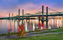 Bridges Across The Ohio River ...