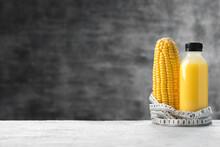 Space Corn Milk In Sport Bottl...