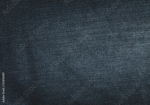 Fototapeta abstract fabric jeans texture background obraz