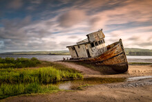 Old Abandoned Boat