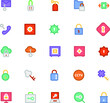 Security Colored Vector Icons 2
