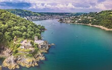 Dartmouth Castle, Devon, Engla...