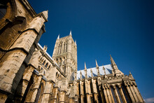 A View Of Lincoln Cathedral, L...