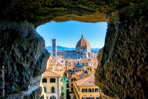 Fototapeta Duomo Santa Maria Del Fiore.