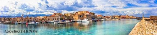 Fotografia Crete island