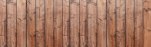 Panorama Of  Wood Texture Tabl...