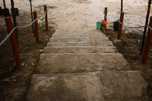 The Stairway To Beach