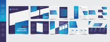 Business Company Brochure Desi...