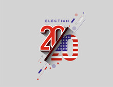 Election Day. Usa Debate Of Pr...