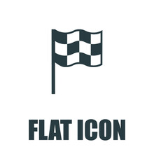 Racing Icon Flat