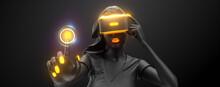 VR Headset, Online Shopping. 3...