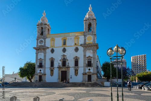Tela Igreja de Nossa Senhora do Carmo e Capela dos Ossos