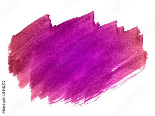 Blue and purple watercolor scribble texture Tapéta, Fotótapéta