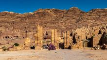 It's Architecture In Petra. Th...