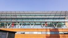 Beautiful Building With Glazin...