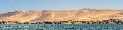 Fotografie, Obraz It's Ballestas islands, Peru South America