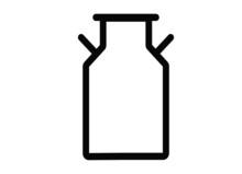 Milk Gallon Icon For Business ...
