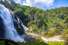 Vachirathan Waterfall In Doi I...