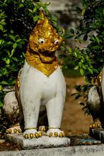 Statue Of Buddha In Thailand, ...