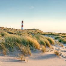 Lighthouse List Ost, Sylt, Sch...