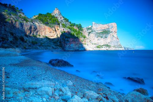 Fototapeta Cala Moraig Beach obraz na płótnie